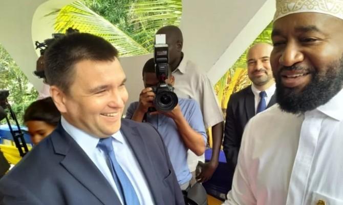 Украина открыла консульство в Кении
