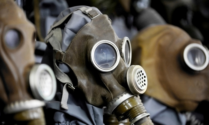Палестина присоединится к Конвенции о химическом оружии