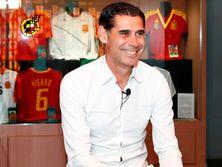 Фернандо Йерро ранее занимал должность спортивного директора сборной