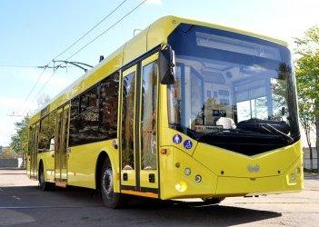 В Киеве троллейбусный маршрут № 7 будет продлен до станции метро Площадь Льва Толстого