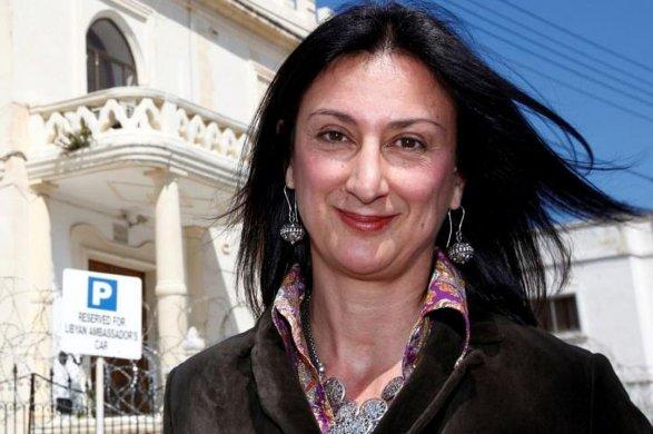 Сын погибшей журналистки обвинил в убийстве премьер-министра Мальты