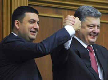 Порошенко та Гройсман схвалюють рішення Європарламенту щодо нової програми макрофінансової допомоги Україні