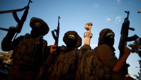 ХАМАС объявило начало третьей интифады