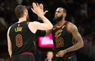НБА: Кливленд одержал победу над Торонто, Сан-Антонио обыграл Вашингтон