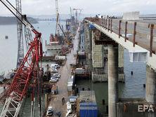 Крымский мост строится за счет средств федерального бюджета России