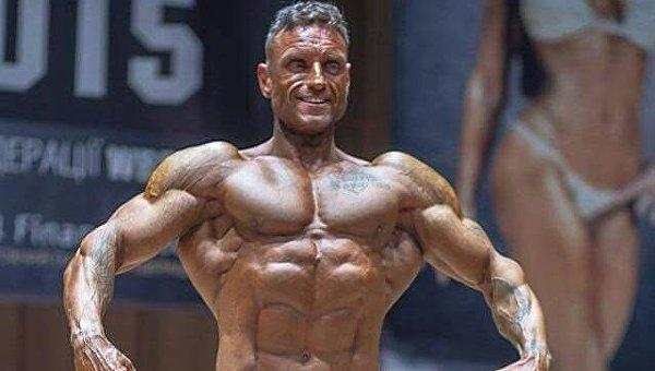 Умер знаменитый чемпион Украины по бодибилдингу