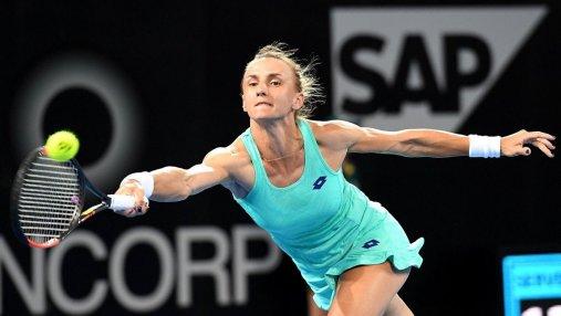 Как Цуренко сыграла на Australian Open: результаты матча