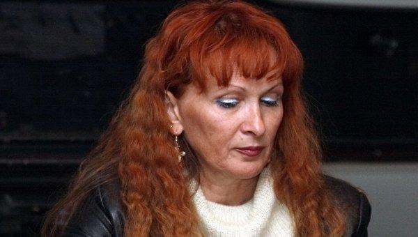 Писательница Ирен Роздобудько молчала год, чтобы забыть русский язык