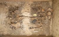 Археологи обнаружили старинную гробницу с множеством драгоценностей