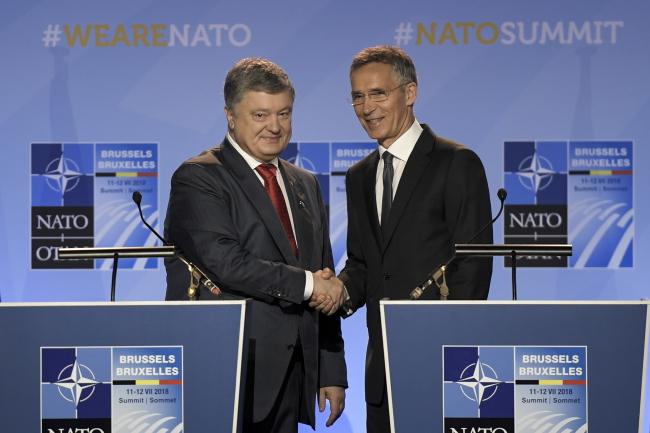 Єнс Столтенберґ: Росія має вивести свої війська з України