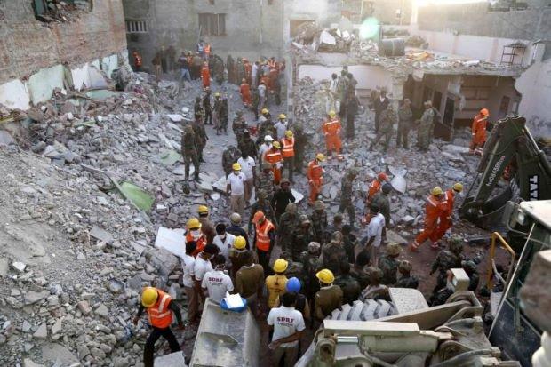 В Индии на свадьбе погибли 18 человек от взрыва