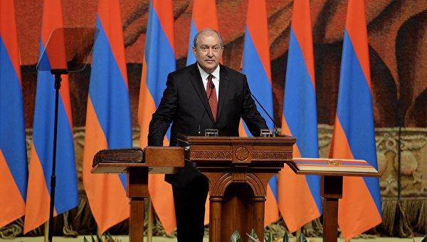 Президент Армении высказался о причинах массовых акций протеста