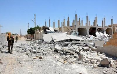 Сирійська опозиція повністю звільнила Ракку