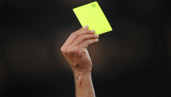 В Бразилии футбольный матч не был доигран из-за удаления 9 игроков