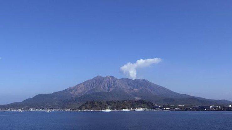 У берегов Японии обнаружили вулкан-убийцу