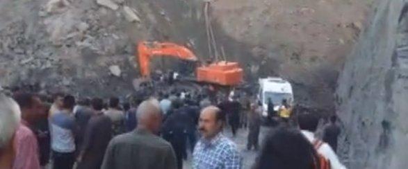 Обвал на шахте в Турции: шесть погибших Обновлено