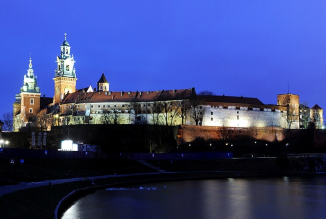 Kraków castle host to 1.4 mln visitors in 2017