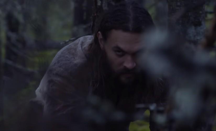Netflix показал новый трейлер сериала Граница с Джейсоном Момоа в главной роли