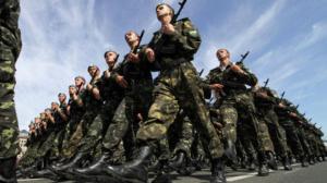 Почти 60 тыс. украинцев подписали контракт с ВСУ