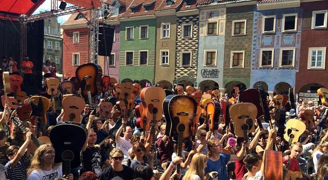 В Познани начался фестиваль «Академия гитары»