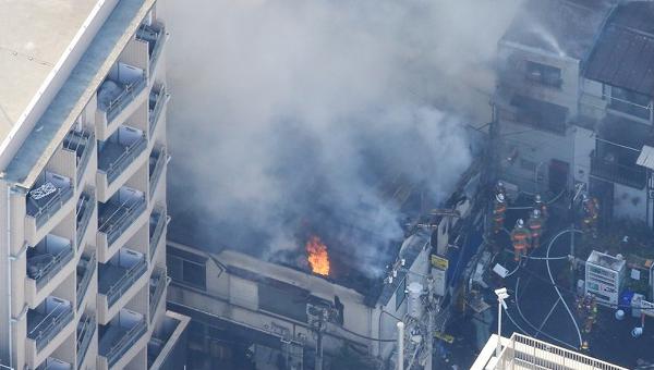При захвате боевики взорвали и подожгли отель Intercontinental в Кабуле