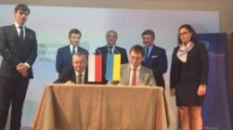 Украина и Польша подписали Меморандум о сотрудничестве в строительстве магистрали Via Carpatia — Мининфраструктуры