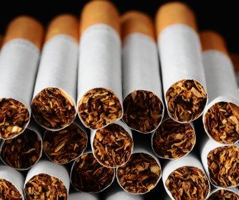 На Киевщине СБУ изъяла 850 тыс. пачек контрабандных сигарет