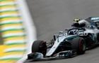 Боттас – первый на второй практике Гран-при Бразилии