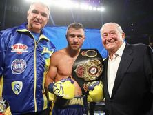 Соперник украинского чемпиона определится 25 августа