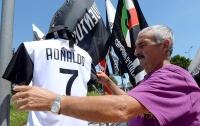 Ювентус продает по одной футболке Роналду в минуту