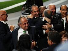 На конгрессе ФИФА поддержали заявку Канады, США и Мексики