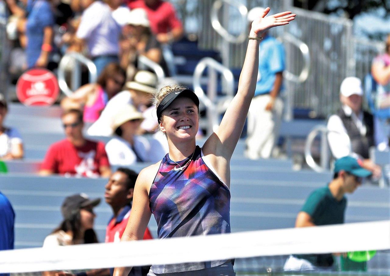 Теннис: Свитолина разгромила Аллертову и вышла в 1/4 финала Australian Open