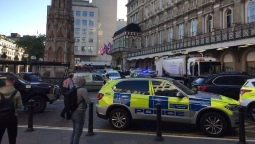 Мужчина сказал, что у него бомба: в Лондоне эвакуировали центральный вокзал