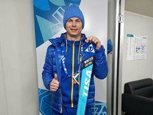 Абраменко стал олимпийским чемпионом во фристайле