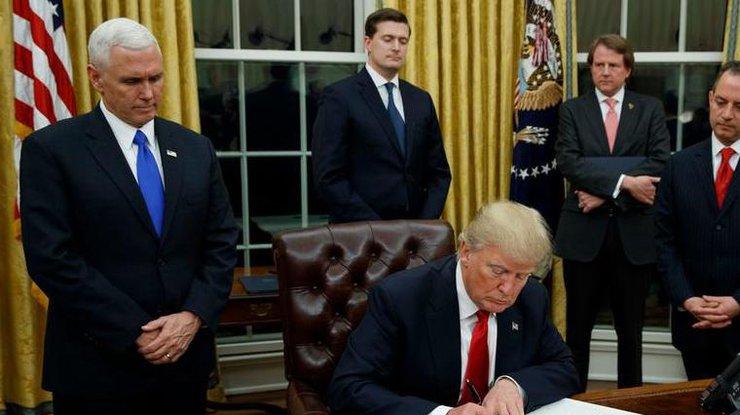 $620 миллионов для Украины: Трамп подписал закон