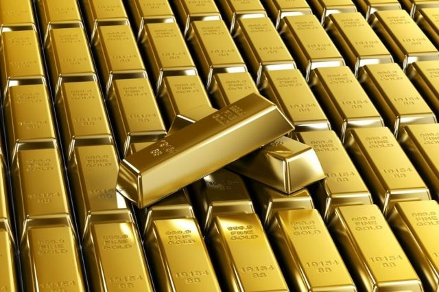 В государственном резерве находится 25 тонн золота