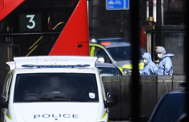 Таран огорожі парламенту в Лодоні розслідується як теракт