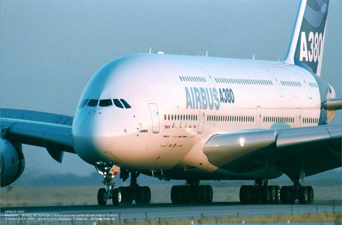 Airbus начал испытания лайнера с ультрабольшой дальностью полета