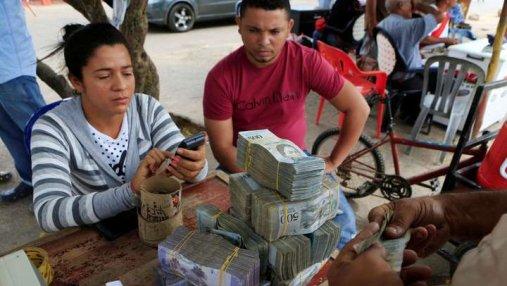 Политический и экономический кризис в Венесуэле: инфляция достигла небывалых масштабов
