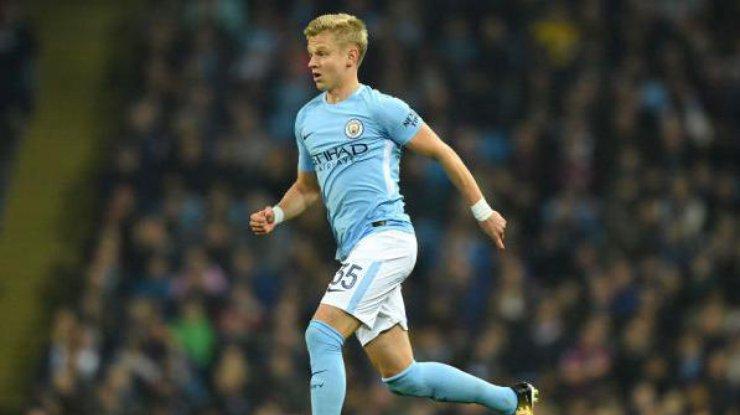 Украинский футболист дебютировал в английской Премьер-лиге
