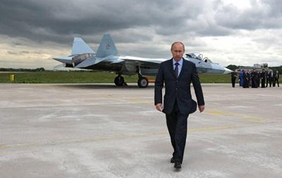 Путін прибув у Сирію і заявив про виведення військ