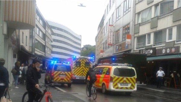 В Германии произошло нападение с ножом: есть жертвы