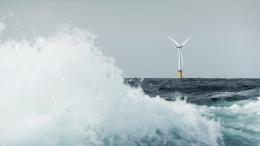 Statoil запустила первую в мире плавучую ветроэлектростанцию