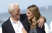 В Сети появились первые фото со свадьбы Ричарда Гира