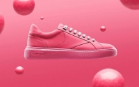 В Амстердаме представили кроссовки с подошвой из переработанной жвачки