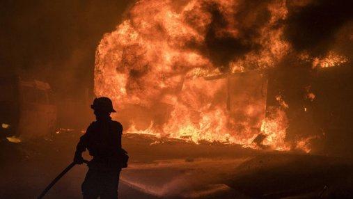 Пожарные установили причину масштабного пожара в Лос-Анджелесе