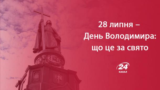 28 липня – День Володимира: усе найважливіше про це свято