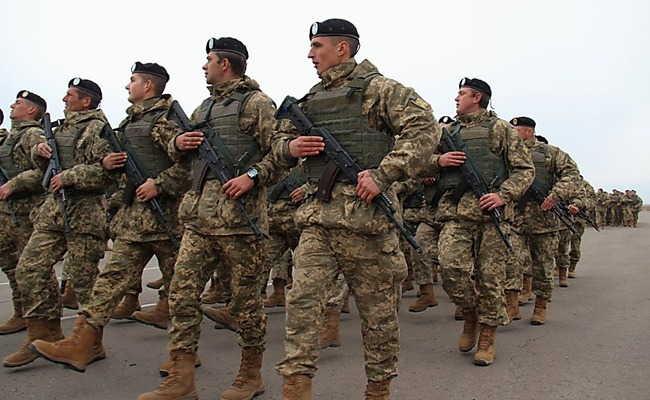 День морской пехоты Украины отныне будет праздноваться на государственном уровне 23 мая