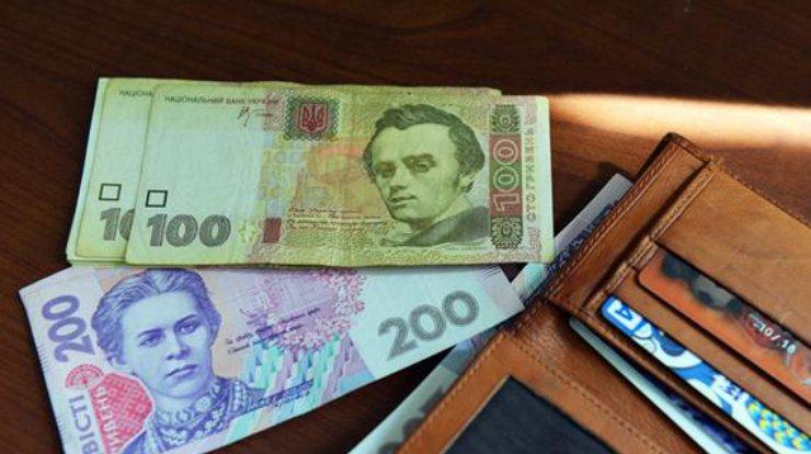 Зарплата в Украине: сколько людей получают минимальную выплату