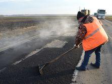 Благодаря ямочному ремонту был обеспечен проезд по 40 тыс. км дорог